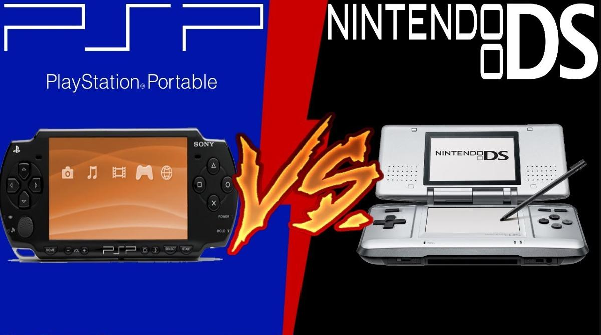 Juegos on the Go de La Nintendo DS Vs. Sony PSP