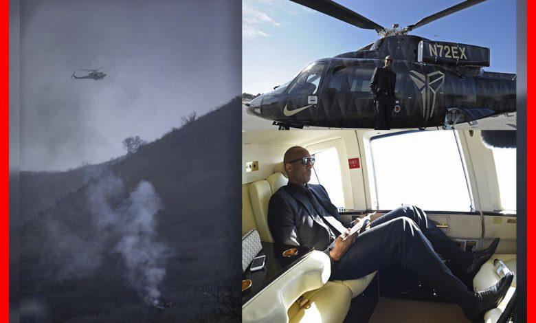 Kobe Bryant muerto en accidente de helicóptero en California---