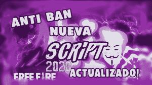 Nuevo Script anti ban Gratis para Free Fire