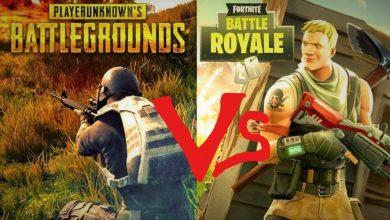 Fortnite Battle Royale es mejor que PUBG
